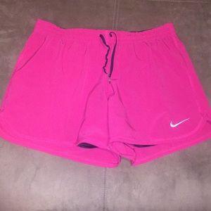Like new women's Nike Dri Fit Shorts Size M